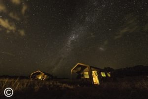 Botswana mobile safari sleep under the stars