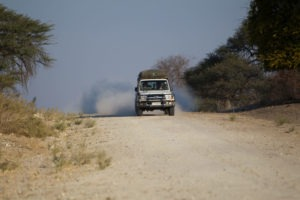 Botswana self drive safari travel