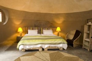 Camp Kipwe Guest Room Interior