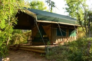 Ecotraining Karongwe Tent