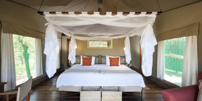 Ongava Tented Camp Room