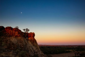 Tuli Botswana landscape photo