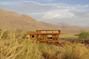Wolwedans Dune Lodge Room Exterior