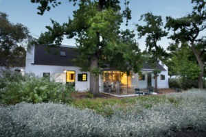 babylonstoren cottage sundowner