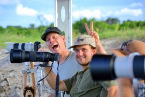 botswana craig parry and frank photo safari