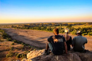 botswana tuli walking safari views