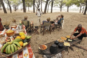 kaingo camp bush breakfast