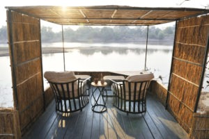 kaingo camp private deck