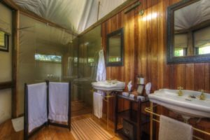 kanana camp bathroom