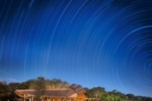 king lewanika lodge liuwa startrail