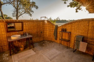 mchenja camp bathroom