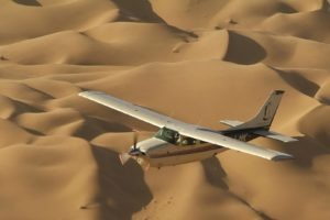 namibia flying safari sossusvlei