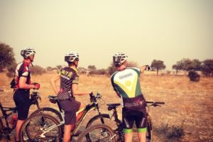 northern tuli botswana cycling safari game viewing