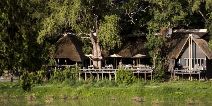 simbavati timbavati river lodge view