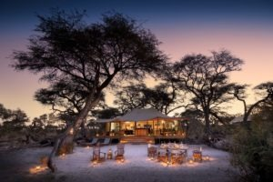 somalisa expeditions hwange camp night