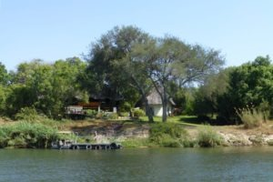 waterberry lodge livingstone from water