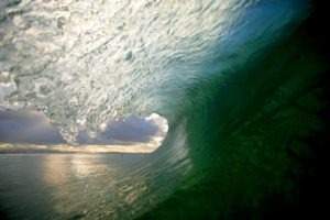 Cape Town South Africa Ocean Wave