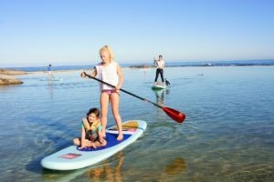 Cape Town South Africa SUP Ocean Activities