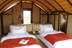 Etambura Camp Room 1