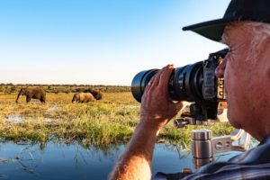 Northern Botswana Chobe Boating Photography Safari