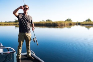Northern Botswana Okavango Delta Fishing Activities