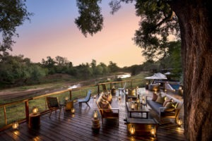 Pafuri Makuleke Kruer National Park Sunset Deck