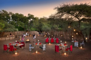 Pafuri Makuleke Kruger National Park Outdoor Dining