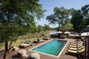 Pafuri Makuleke Kruger National Park Pool with a view