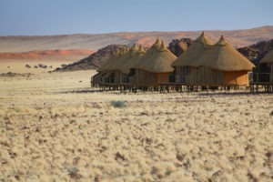 Sossus Dune Lodge Rooms External View 1