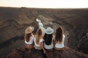 Southern Namibia landscape photography fish river canyon jason and emilie girls