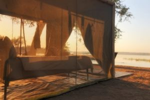 Tent View 3 at Kutali Island Camp