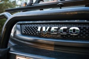 The beast iveco game viewer sign