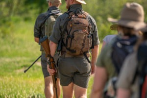 lowveld trails co south africa walking safaris guests