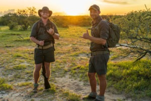 lowveld trails co south africa walking safaris guides