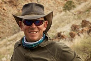 our partners safari guide Andrew Gilles