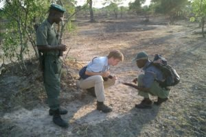 west zambia kafue mukambi walking educational safari