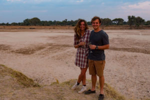 zambia luangwa valley frank and gesa