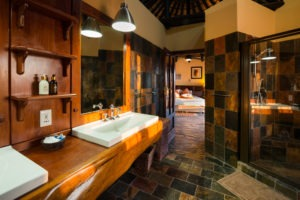 4Etosha Mountain Lodge Accommodation Bathroom