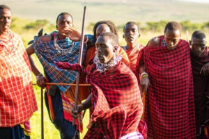 mysigio camp maasai jumping circle