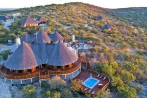 2etosha mountain lodge arial view1
