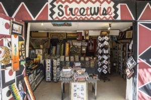 Streetwise Curio at Utamaduni Craft Centre