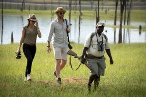 bumi hills safari lodge walking