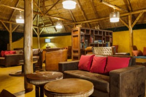 primate lodge kibale lounge