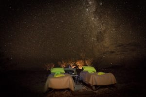 Huab Under Canvas Stellar Escape Milky Way