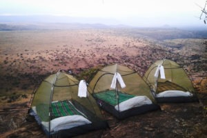 Lewa House Sleep out Laikipia