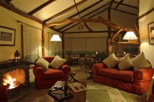 Masai Mara Topi House Lounge area MR