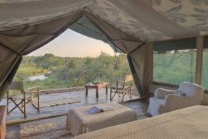 Richards Camp Masai Mara Tent