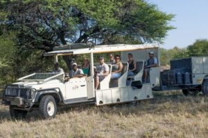 Bush Ways Safaris Vehicles 1