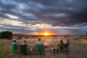 Elewana Sand River Masai Mara activities scenic sundowners