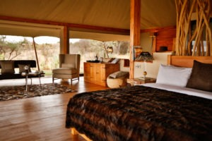 Loisaba Tented Camp Double Tent 1